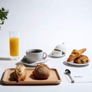 petit déjeuner gastronomique continental updeli